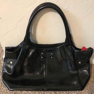 Patent leather Kate Spade handbag